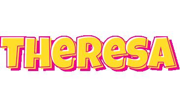 Theresa kaboom logo