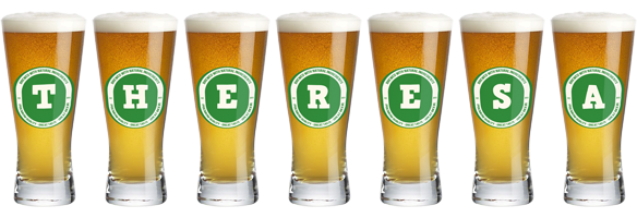 Theresa lager logo