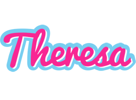 Theresa popstar logo
