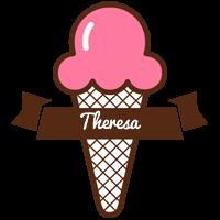 Theresa premium logo