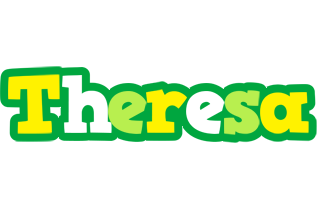 Theresa soccer logo