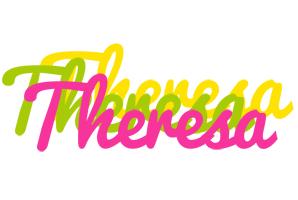 Theresa sweets logo