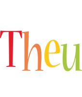 Theu birthday logo