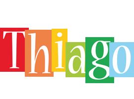 Thiago colors logo