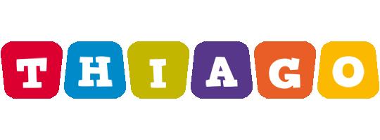 Thiago kiddo logo