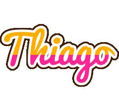 Thiago smoothie logo