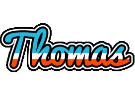 Thomas america logo