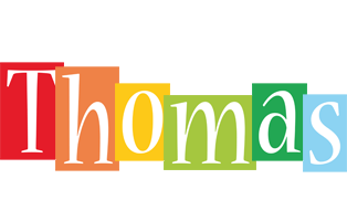 Thomas colors logo