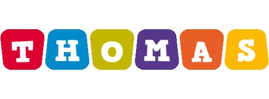Thomas daycare logo
