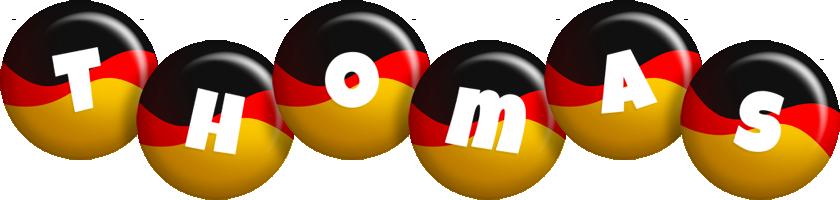 Thomas german logo