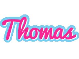 Thomas popstar logo