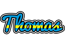 Thomas sweden logo