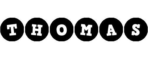 Thomas tools logo