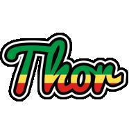 Thor african logo