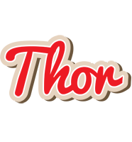 Thor chocolate logo