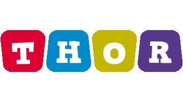 Thor daycare logo