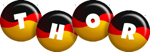 Thor german logo