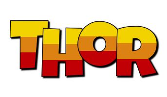 Thor jungle logo