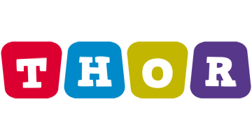 Thor kiddo logo