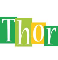 Thor lemonade logo