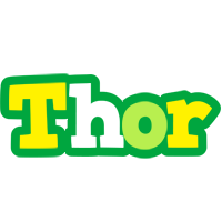 Thor soccer logo