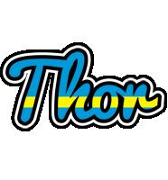 Thor sweden logo