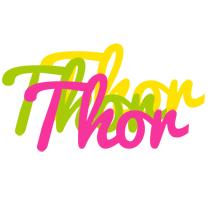Thor sweets logo