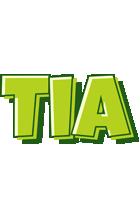 Tia summer logo