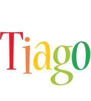 Tiago birthday logo
