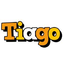 Tiago cartoon logo
