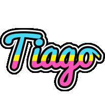 Tiago circus logo