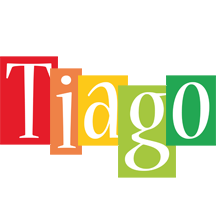 Tiago colors logo