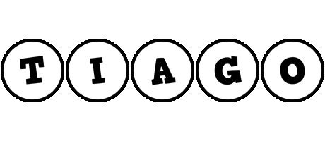 Tiago handy logo