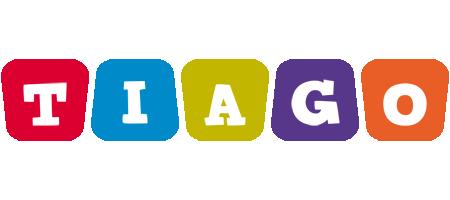 Tiago kiddo logo