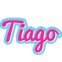 Tiago popstar logo