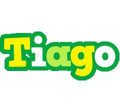 Tiago soccer logo