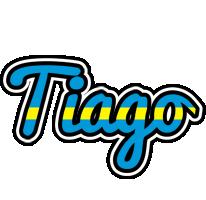 Tiago sweden logo