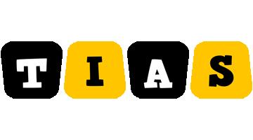 Tias boots logo