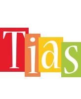 Tias colors logo