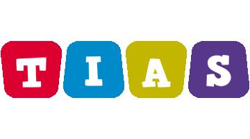 Tias kiddo logo