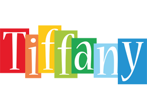 Tiffany colors logo