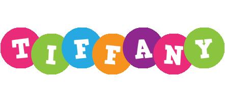 Tiffany friends logo