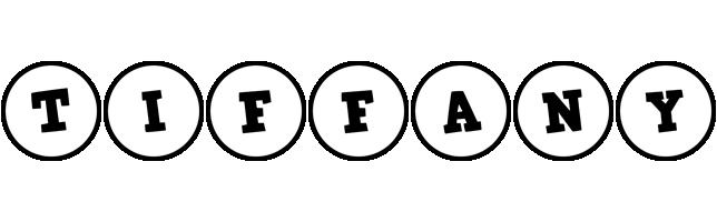 Tiffany handy logo