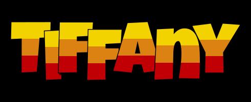 Tiffany jungle logo