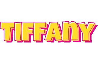 Tiffany kaboom logo