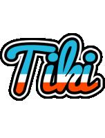Tiki america logo