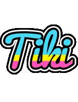Tiki circus logo