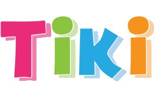 Tiki friday logo