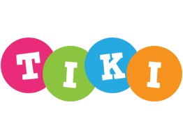 Tiki friends logo