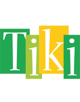 Tiki lemonade logo